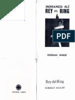 El rey del ring - Norman Mailer