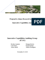 iCAG Request for Proposal