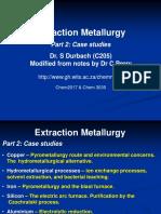 Industrial Inorganic Chem Part 2 Case Studies PDF