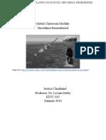 global classroom module clendaniel