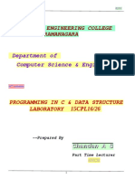 PCD Lab Manual