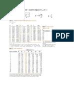 1 - Statistics Problem Set