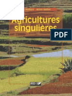 Agricultures Singuelieres, Annie Walter
