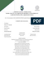 Simposio Rosario 2016 - Crono y Resumenes