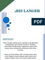 Garis Langer