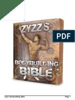 La Biblia de ZYZZ - Librosdeculturismo.webnode.es