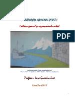 Actualidad Nacional Del Peru I