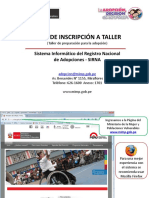 Guia de Inscripcion TALLER