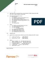03390 Wind and Seismic Design Criteria