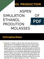 ASPEN SIMULATION