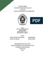 Laporan Resmi Praktikum Mikrobiologi Acara III Eko