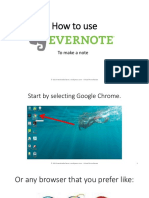 How to Use Evernote - Monico de Chavez - Virtual Powerhouse