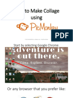 How to Use Picmonkey - Monico de Chavevz - Virtual Powerhouse