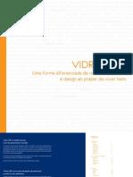 Catálogo de Amostras dos Vidros UBV