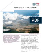CaseStudy Reclaiming Mined Land in East Kalimantan