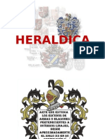 PRESENTACIÓN heraldica