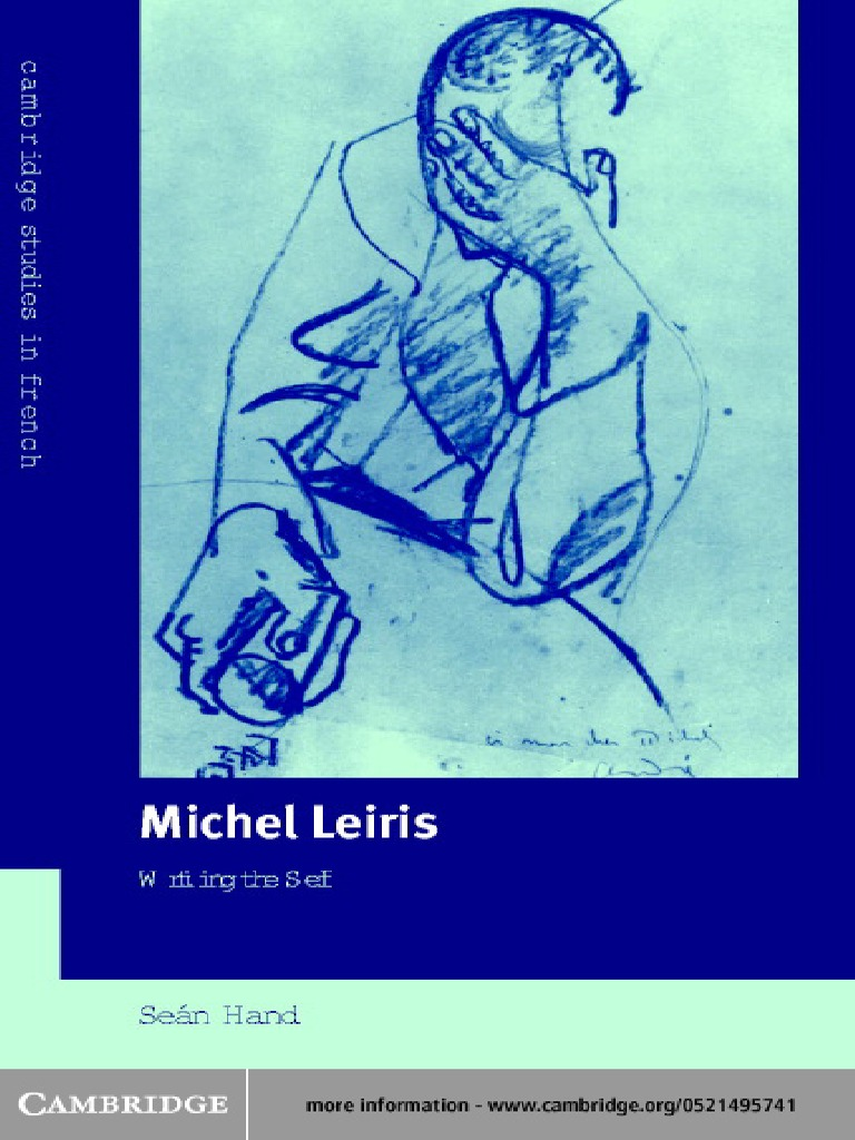 Michel leirispdf surrealism deconstruction fandeluxe Image collections