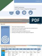 Lesson 4 - CAPM_Prep_Integration Management_V2