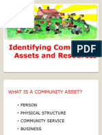 Identifying Community Assets and Resources
