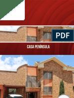 Casa Peninsula