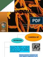 Candidiasis Ojo Expo Virulencia