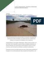 México Es El Paraíso de La Contaminación y Desastres Ambientales