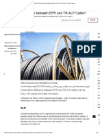 What's the Difference Between EPR and TR-XLP Cable_ - Border States