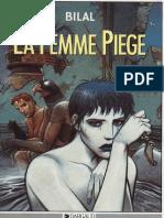 Trilogie Nikopol 02 La Femme Piege