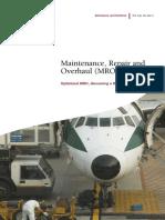 Maintenance Repair and Overhaul MRO