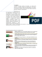 Tipos de Cable y Calibres