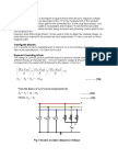 The Residual Voltage That is Developed is Equal to Three Times the Zero Sequence Voltage