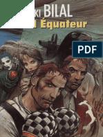 Trilogie Nikopol 03 Froid Equateur