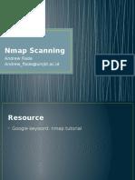 Nmap Scanning