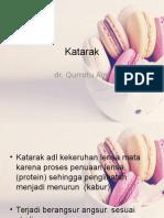 Katarak DM