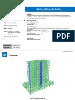 RC Building Design