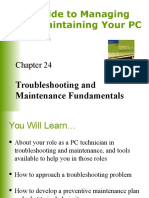 a+ guide to managing and maintaining your pc-chapter 24
