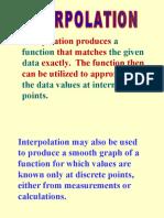 05 Interpolation