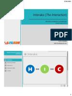 IMK04 Interaction