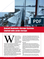 STORAGE - Bentall Rowlands Storage Systems Limited talks grain storage