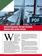 STORAGE - Bentall Rowlands Storage Systems Limited talks grain storage