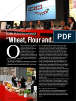 """Wheat, Flour and… OCRIM's 6th technical conference"