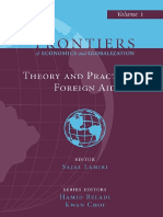 [Sajal Lahiri] Theory and Practice of Foreign Aid