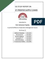 HP Case Report
