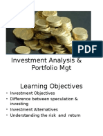 Module1-Investments & Risk