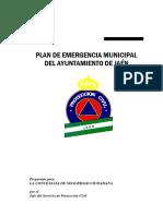 Plan Emergencias Municipal Jaen