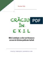 Nicolae Niță - Craciun în Exil