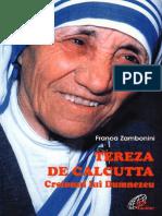 Tereza de la Calcutta - Creionul lui Dumnezeu pdf.pdf