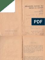A70 Alexandre Dumas Fiul - Dama Cu Camelii 1966 329 BPT