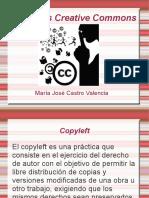 Presentación Creative Commons