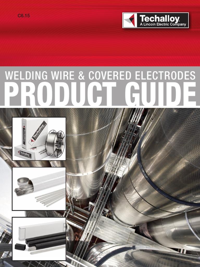 Catalogo Nickel Alloys - Techalloy.pdf   Stainless Steel   Steel
